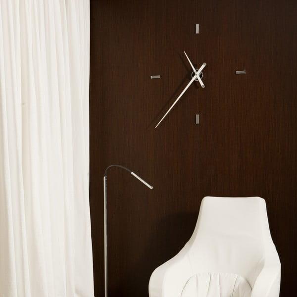 Hodiny Axioma L 105 cm, bílé