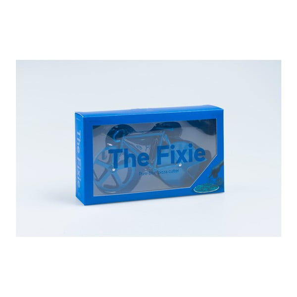 Kráječ na pizzu DOIY Fixie Pure Blue