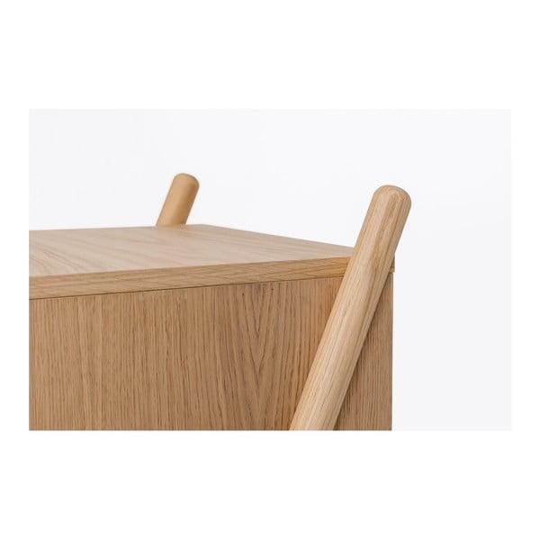 Konzolový stolek Woodman Wiru Puro Open