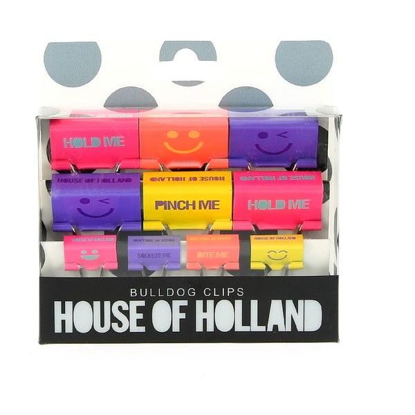 Svorky na papír Blueprint Collections House Of Holland