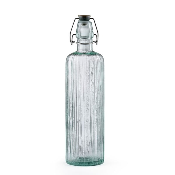 Zelená fľaša na vodu Bitz Basics Green, 0,75ml
