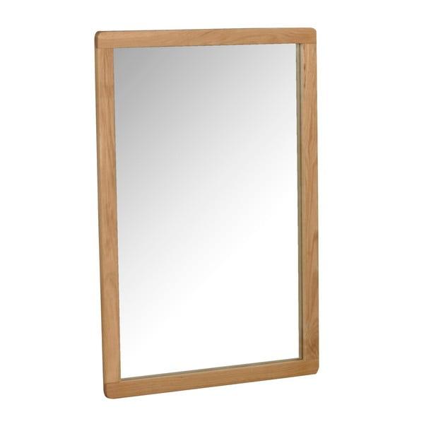 Přírodní dubové zrcadlo Folke Gorgona