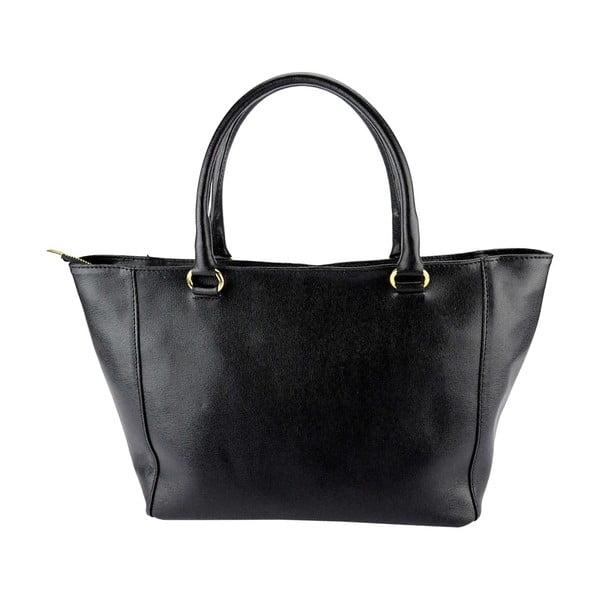 Kožená kabelka Monica Black