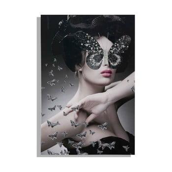 Tablou Dark Lady MauroFerretti, 80x120cm