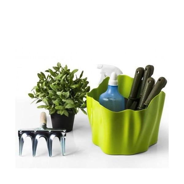 Multifunkční nádoba QUALY Flow Bucket, zelená