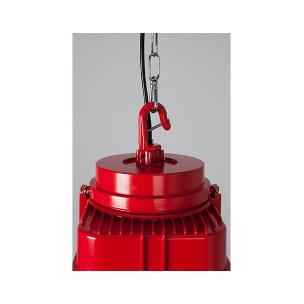 Závěsné svítidlo Industry Red