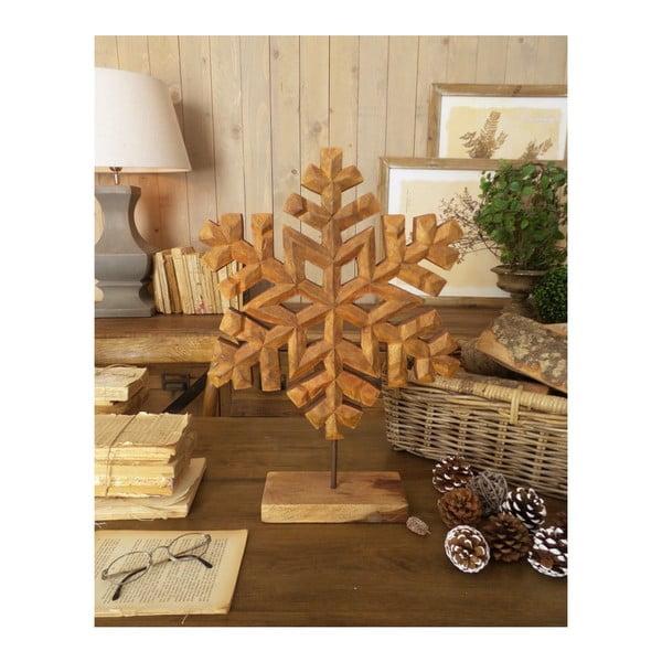Snowflake mangófa dekoráció, magassága 50 cm - Orchidea Milano