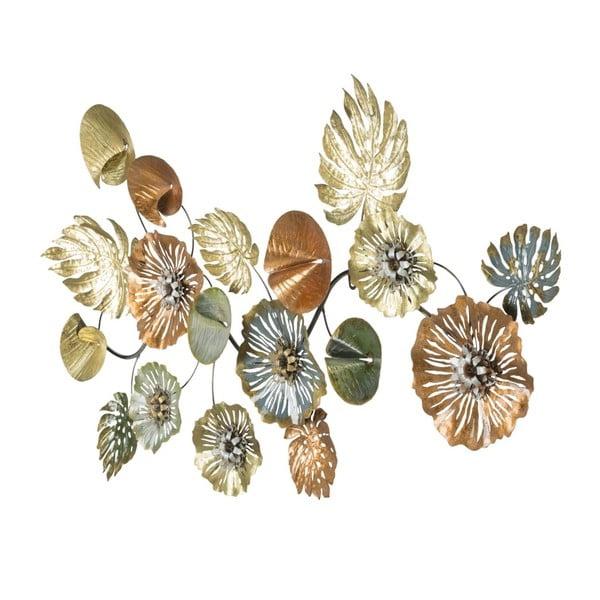 Nástěnná dekorace ze železa Mauro Ferretti Hojas