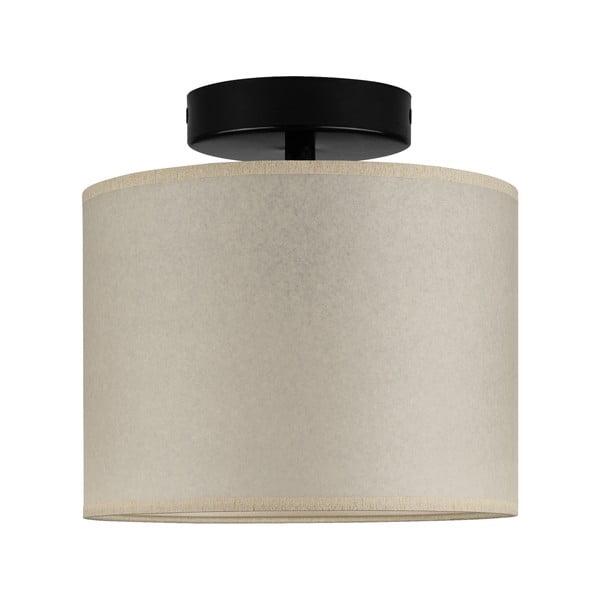 Šedobéžové stropní svítidlo Sotto Luce Taiko