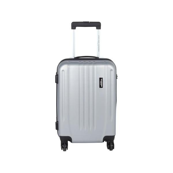 Kufr s příručním zavazadlem Jean Louis Scherrer Silver