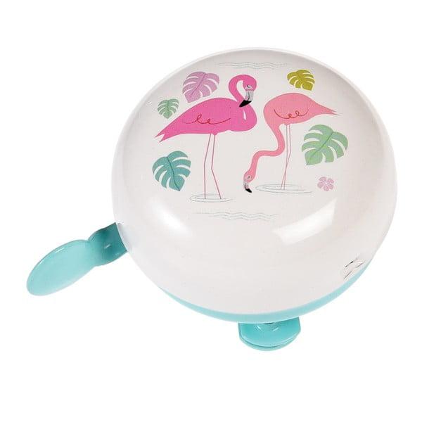 Dzwonek rowerowy Rex London Flamingo Bay