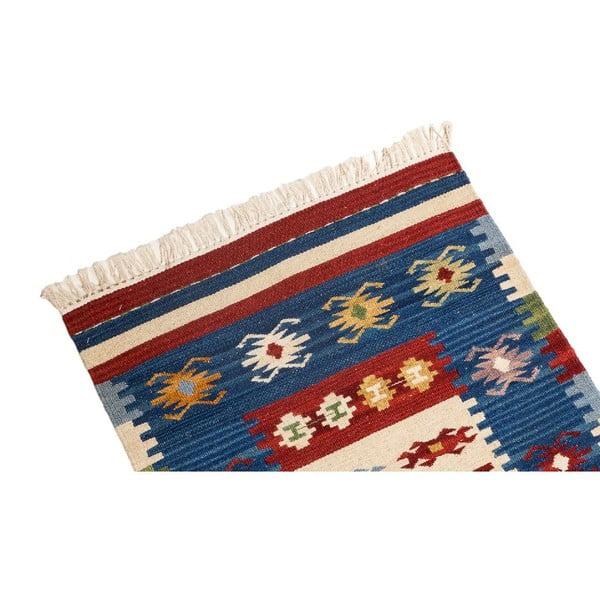Ručně tkaný koberec Kilim Dalush 304, 180x65 cm