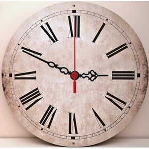 Nástěnné hodiny Oldie, 30 cm