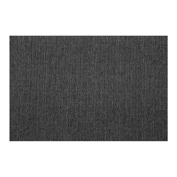 Tmavě šedá rohová pohovka Actona Copenhagen, delší pravá strana