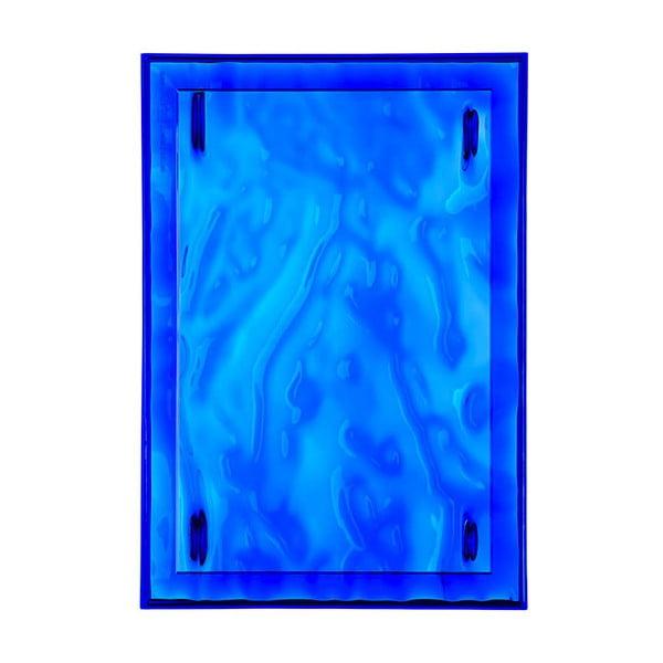 Tác Dune Blue, 38x55 cm