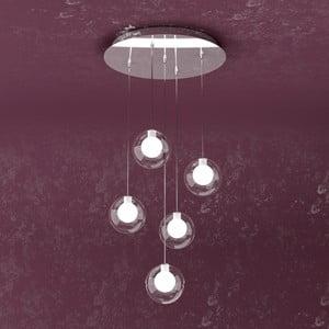 Závěsné stropní svítidlo Barloom Five