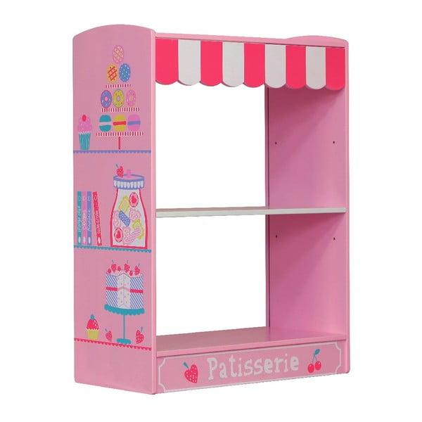 Dětská knihovna Patisserie