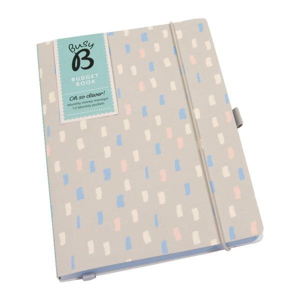 Agendă pentru evidențe financiare Busy B Budget Book