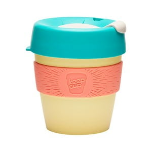 Cană de voiaj KeepCup Original Custard Apple, 227 ml