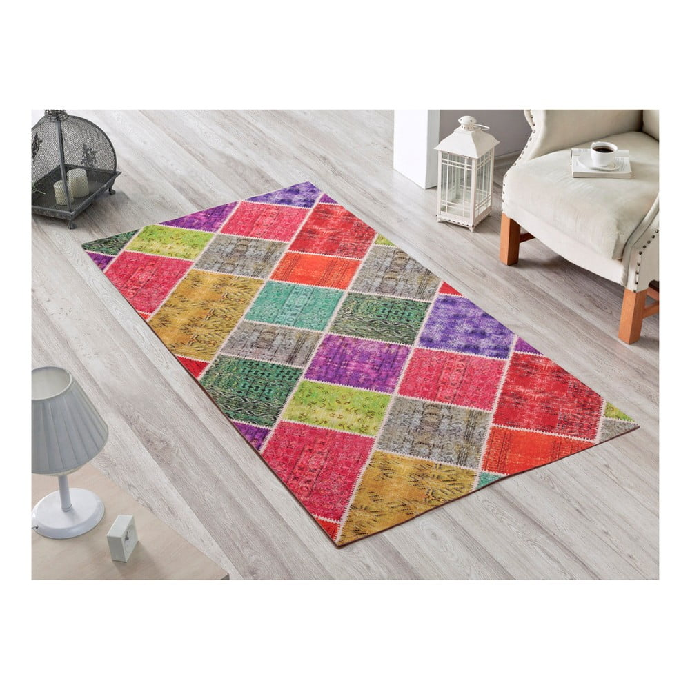 Odolný koberec Vitaus Capraz, 80 x 150 cm