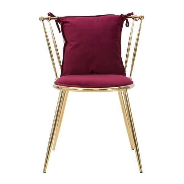 Glam Backy piros szék - Mauro Ferretti