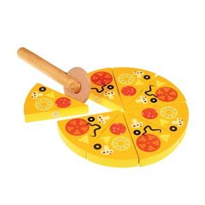 Dřevěná herní sada Rex London Pizza