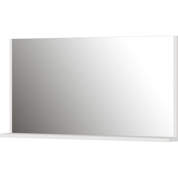 Oglindă cu raft Germania Madeo, 118 x 65 cm