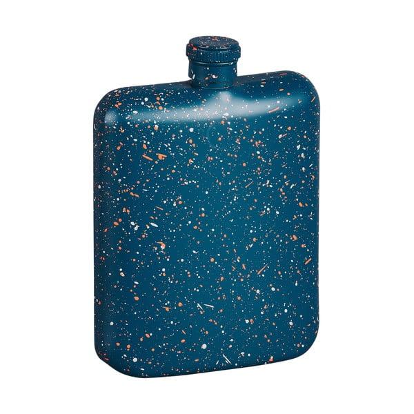 Sticlă de buzunar Gentlemen´s Hardware, albastru