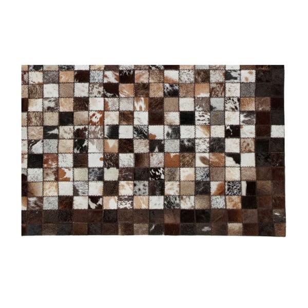 Koberec z pravé kůže Sao Paulo Bak5, 170x240 cm