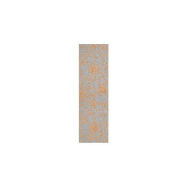 Vysoce odolný oboustranný koberec Flou V4, 60x200 cm