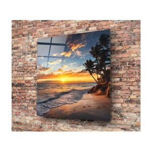 Skleněný obraz Insigne Ludwina, 50x50cm