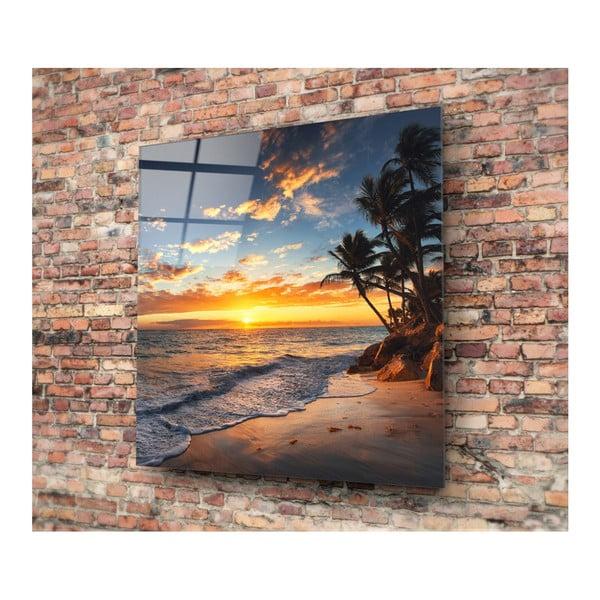 Tablou din sticlă 3D Art Ludwina, 50 x 50 cm