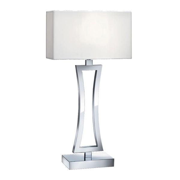 Stolní lampa Chrom