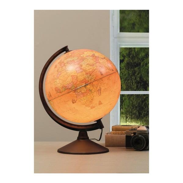 Stolní lampa ve tvaru globusu World Sphere