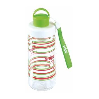 Sticlă de apă Snips Decorated, 500 ml, verde de la Snips