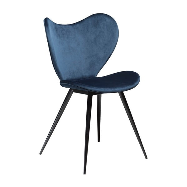Modrá stolička DAN-FORM Denmark Dreamer