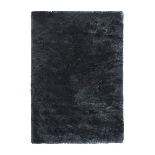 Černý ručně vyráběný koberec Obsession My Curacao Cur Stee, 120 x 170 cm