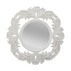 Nástěnné zrcadlo v dekorativním rámu Mauro Ferretti Luxembourg, Ø 50 cm