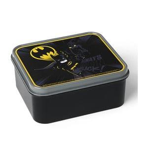 Cutie pentru prânz LEGO® Batman, negru