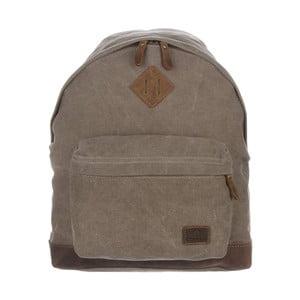 Batoh Waterloo Brown Canvas Backpack