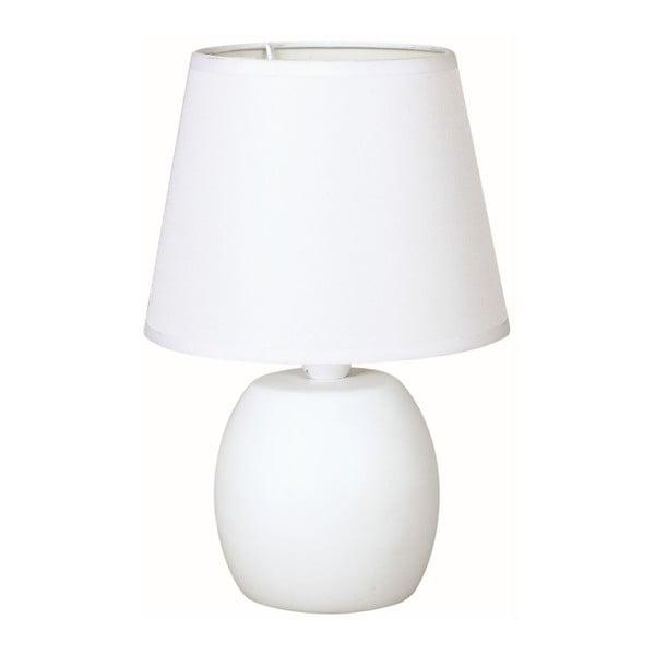 Stolní lampa Tomaso White