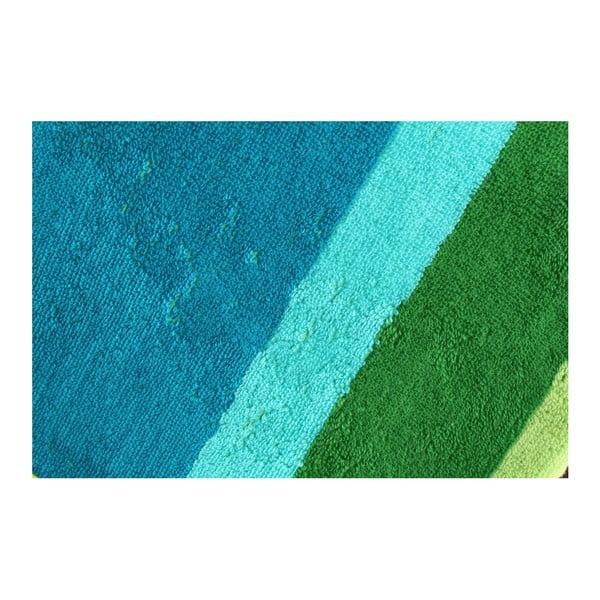 Sada 2 osušek Peter Grass Green, 70x140 cm