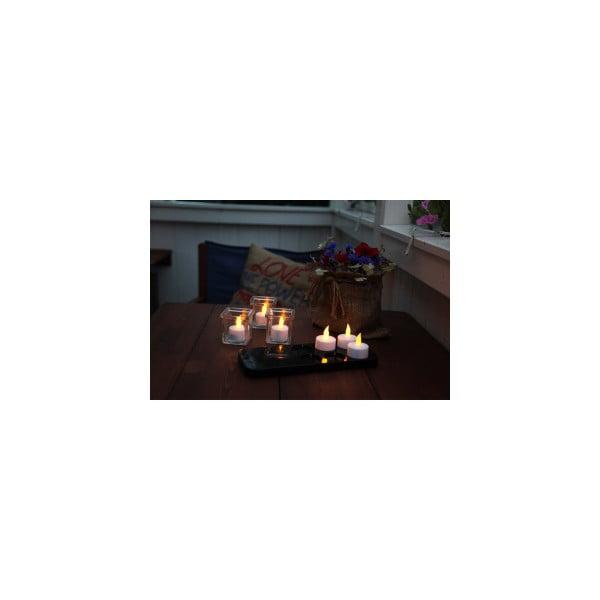Solární LED čajové svíčky Best Season Home