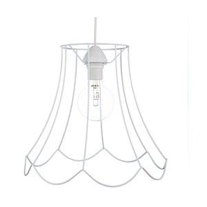 Bílé stropní svítidlo Creative Lightings Naked Light Uno