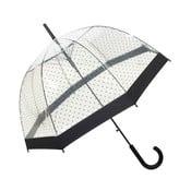 Transparentní deštník Ambiance Susino Lady