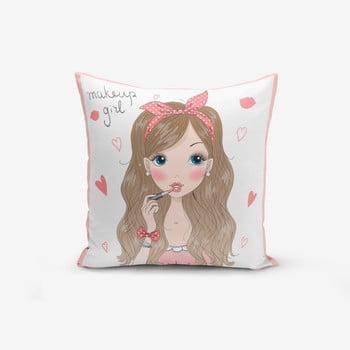 Față de pernă Minimalist Cushion Covers Make Up, 45 x 45 cm de la Minimalist Cushion Covers