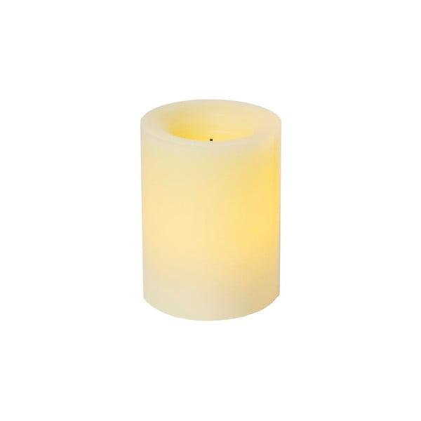 Vosková  LED svíčka Light, 10 cm