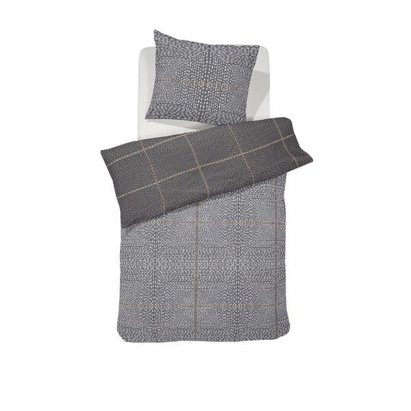 Povlečení Yuuto Grey, 140x200 cm