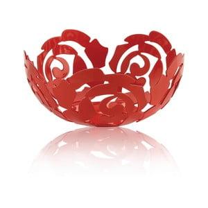 Mísa na ovoce La Rosa, červená