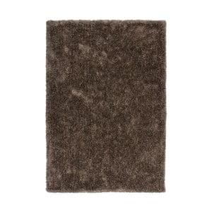 Koberec Flash! 80x150 cm, tmavě hnědý